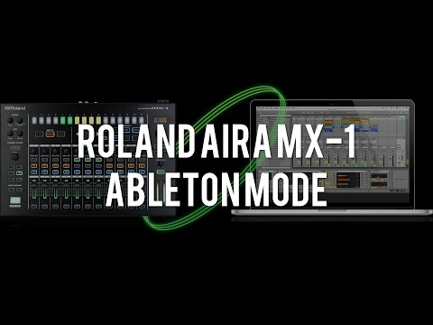 Roland Aira System 1 And Ableton Live Doovi