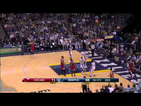 Chicago Bulls vs Memphis Grizzlies | December 19, 2014 | NBA 2014-15 Season
