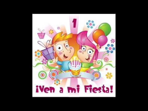 4. Cumpleaños - Nubeluz - Ven a mi Fiesta, Vol. 1