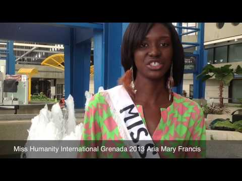 MHI Arrival 2013   Grenada Aria Francis