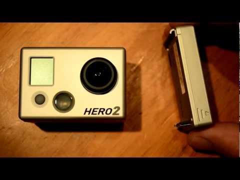 Gopro Hero2 Wifi Bacpac Remote