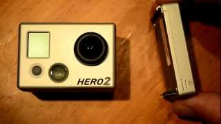 Gopro Hero2 Wifi BacPac + Remote - Unbox, Upgrading Firmware & Quick Demo