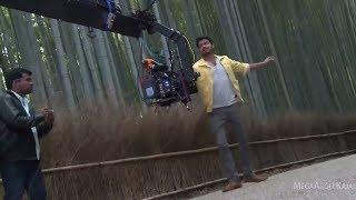 Actor Vijay Unseen Behind the scenes shooting Video