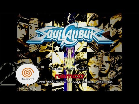 dreamcast-20th-anniversary!-soul-calibur!---yovideogames
