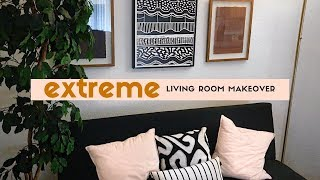How to make over your living room on a budget