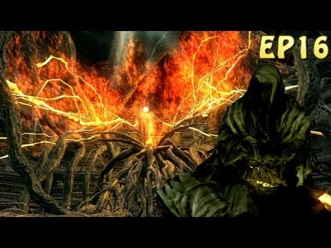 Dark Souls Walkthrough - Demon Ruins, Lost Izalith & Bed of Chaos (EP16)