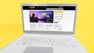 Send Money to Turkey for 5€ with Western Union