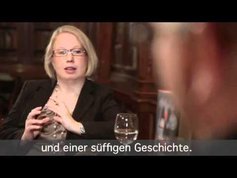 """Interview mit Kristina Ohlsson zu """"Aschenputtel"""" - Limes"""