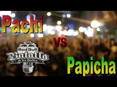 Pachi vs Papicha - Semifinal Activacion Red Bull - Raptonda - 2017 Lima Peru