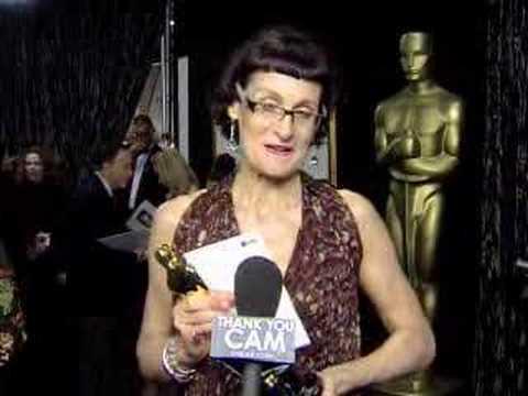 Oscary 2008. Dziękuję... Alexandra Byrne Najlepsze kostiumy