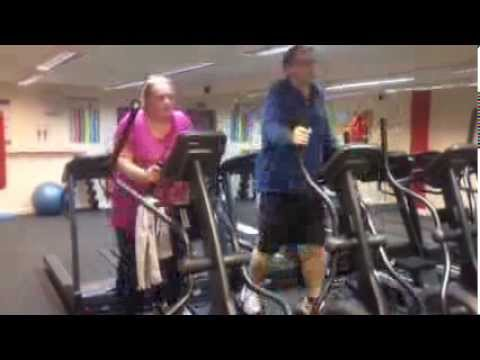 Health First Gym Members