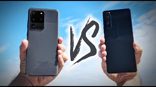 Xperia 1 II vs Galaxy S20 Ultra - I've made my decision! Do you agree?