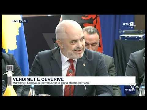 Kosovë - Shqipëri bashkim Kombëtar deri në 2025 - News, Lajme - Vizion Plus