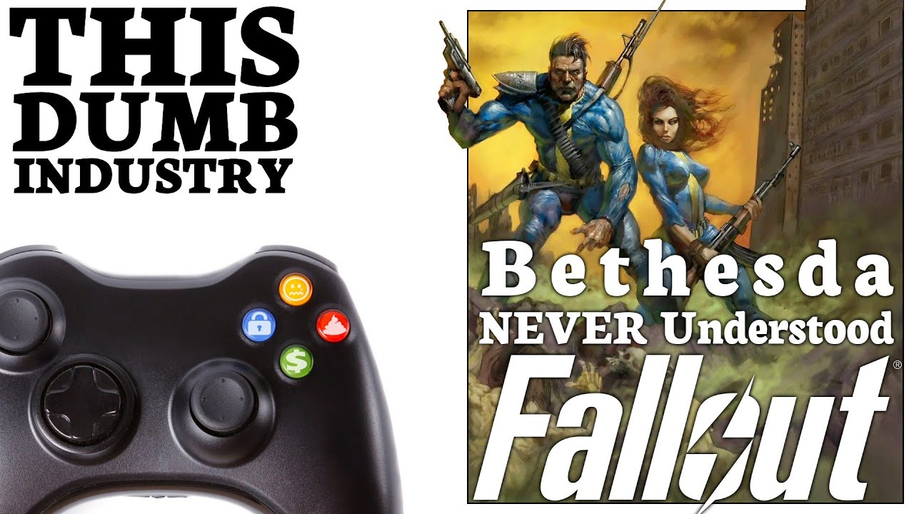 Download Bethesda NEVER Understood Fallout