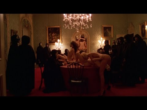 Eyes wide shut sex scenes