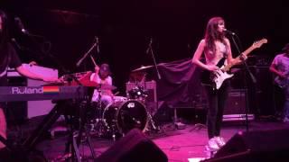 Cherry Glazerr - Nuclear Bomb (live) - Aug 1, 2017, Detroit