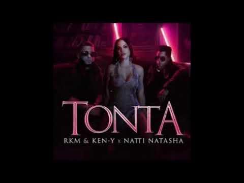 RKM Y Ken- Y - Tonta (Audio) ft. Natti Natasha