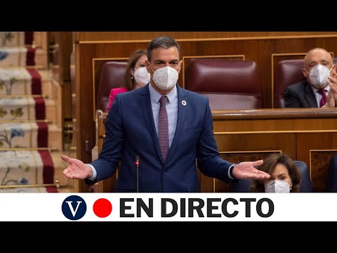 DIRECTO: Sesión de control al Gobierno en el Congreso de los Diputados