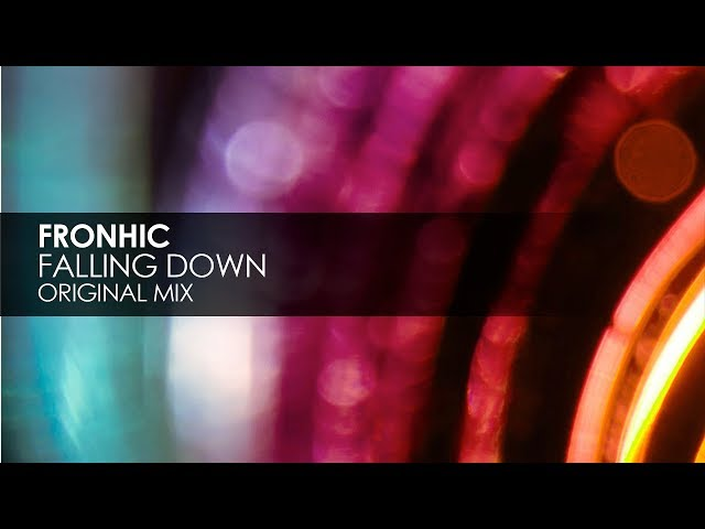 Fronhic - Falling Down [Teaser]