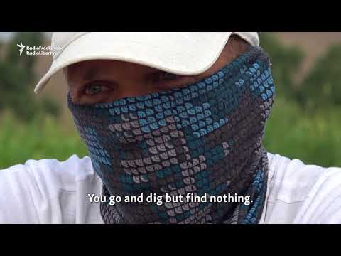 Ukraine's Amber-Mining Outlaws