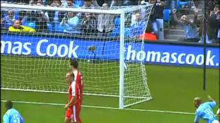 Man City 1-2 Fulham 2005/2006