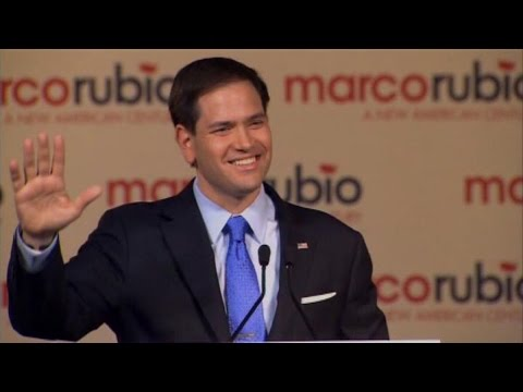 Marco Rubio: I Can Make a Difference as President