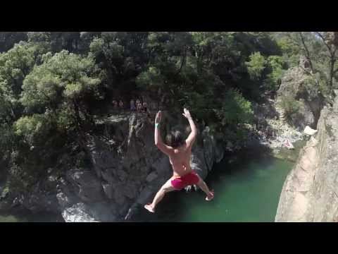 Cable Pools Cliff Jumping Teaser