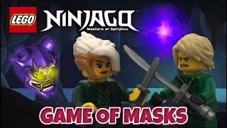 Lego Ninjago: GAME OF MASKS (Recreation) Episode 81
