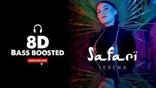 Serena Safari 8D Audio Video