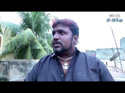 'Danga Maari' Marana Gana Viji Interview Part 01 | Film Roll | Tamil The Hindu