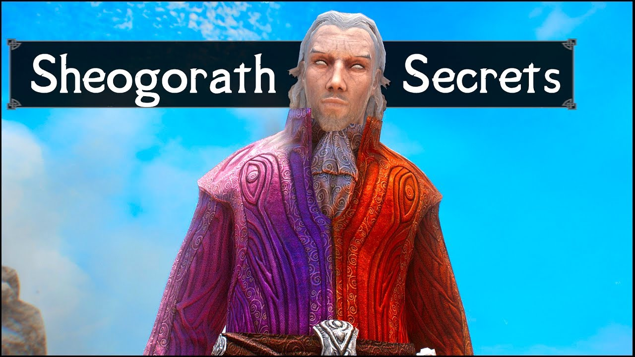 Skyrim: 5 Things They Never Told You About Sheogorath thumbnail