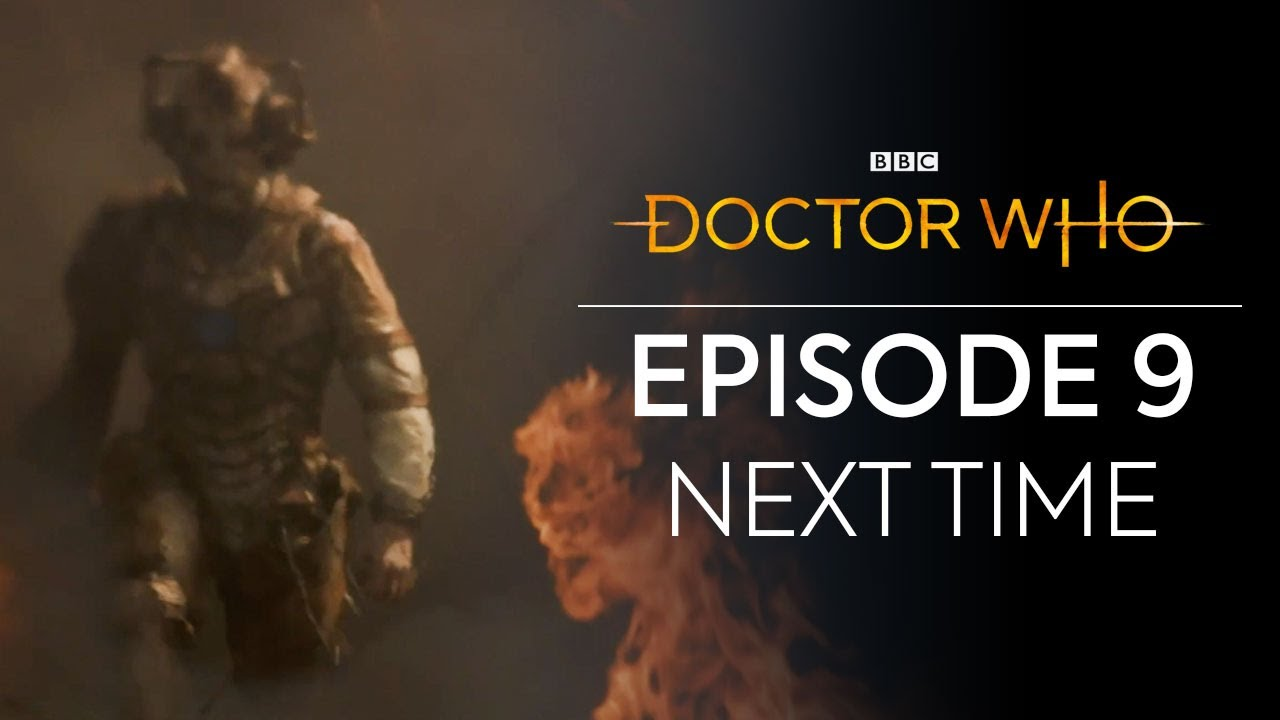 Download Episode 9   Next Time Trailer   Ascension of the Cybermen   Doctor Who: Series 12