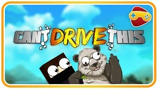EINER BAUT, EINER FÄHRT - CAN'T DRIVE THIS - Let's Play Can't Drive This - Trouble Town