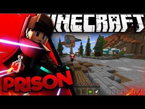 Minecraft Pe! Prison Jailbreak#1 One Of The Best Prisons [MCPE PRISON SERVER 1.2]