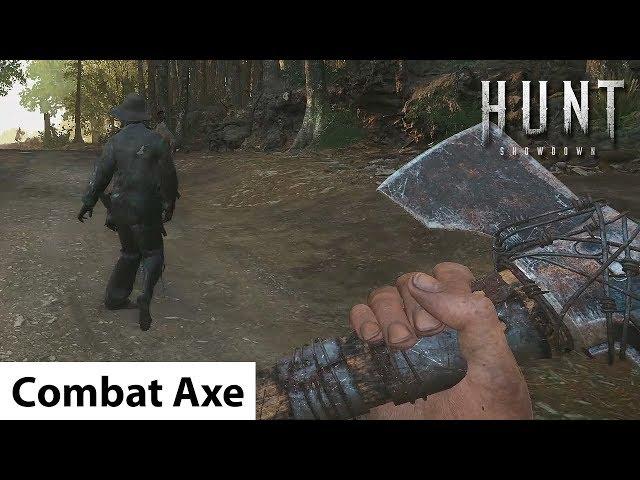 Combat Axe | Hunt: Showdown