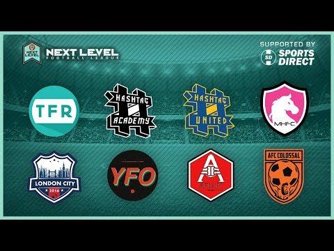 TWO NEW TEAMS & BIGGER GOALS! | NEXT LEVEL FOOTBALL LEAGUE SEASON 2