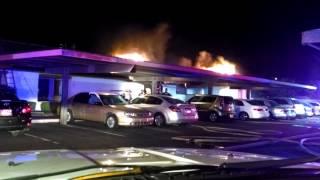 Repeat youtube video Condo Fire with Rescue