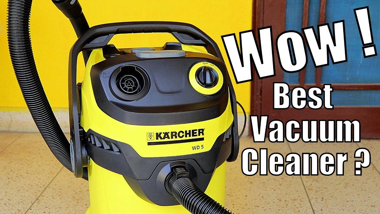The Best Vacuum Cleaner Karcher Wd5 Wet And Dry Vacuum