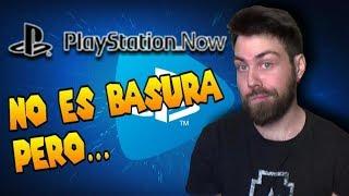Playstation NOW necesita Mejorar MUCHO, pero no es la BASURA que todos dicen | Opinión thumbnail