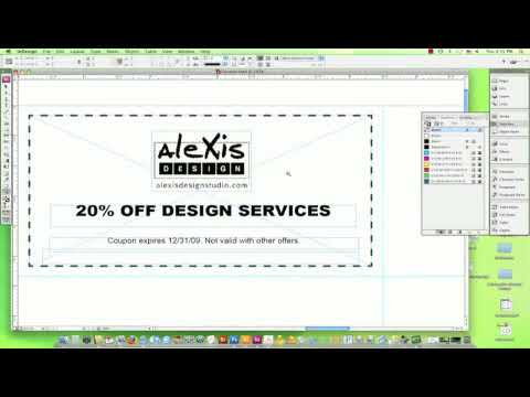 How to Create Your Own Print-Out Coupons