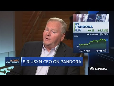 SiriusXM CEO: We're in the radio business, not music distribution