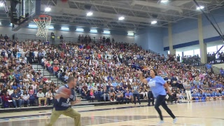 Har-Ber High School | Back To School Assembly