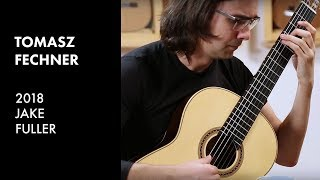 YouTube動画:Etude No. 8 by Villa-Lobos - Tomasz Fechner plays Jake Fuller 'Purnell'