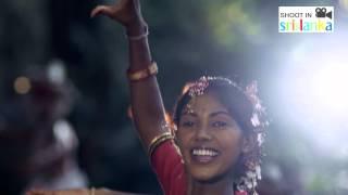 Shoot in Sri Lanka