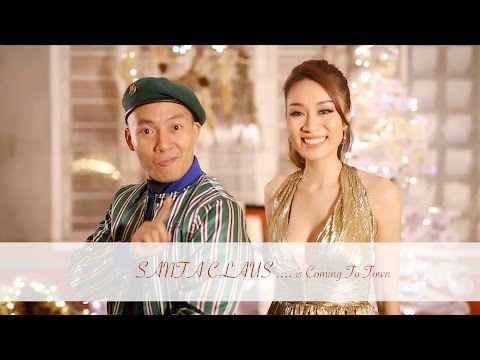 Santa Claus is coming to Town - Mr.Dee Feat. Minh Thu | Official Music Video