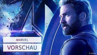 Nach Avengers Endgame: So geht's weiter mit Marvel