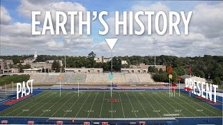 Earth's History Plays Out On A Football Field