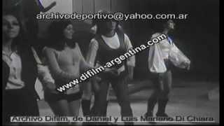 DiFilm - Promo Alta Tension con Fernando Bravo (1972)