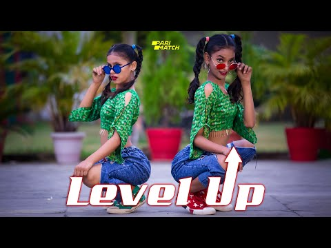 Ciara - Level Up  Dance Cover  video | SD KING CHOREOGRAPHY Danceholic | Parimatch India | 2020