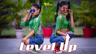 Ciara - Level Up  Dance Cover  video | SD KING CHOREOGRAPHY Danceholic | Parimatch India | 2020
